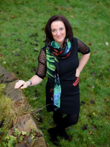 Marion Ernst - Geschäftsführerin von Flaechenlust Grünraumdesign