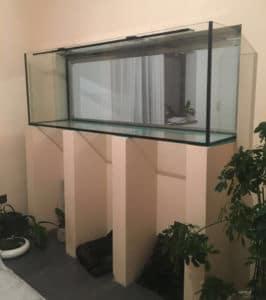 altes Aquarium umfunktionieren