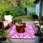 Gartentrends wohnen im Garten