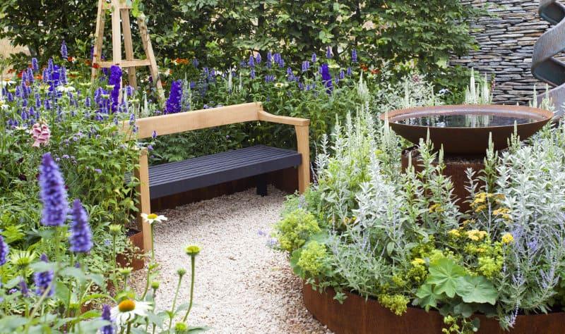 Steppengarten Gartenplanung