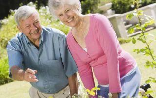 garten für senioren