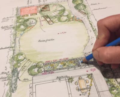 Gartenplan online