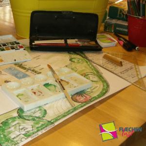 Gartenplanung Garteplan