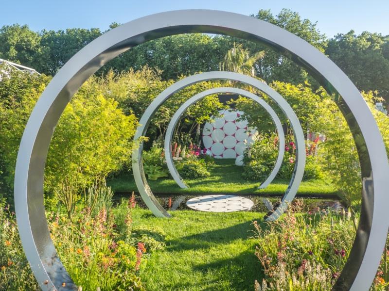 Gartenausstellung London 2017