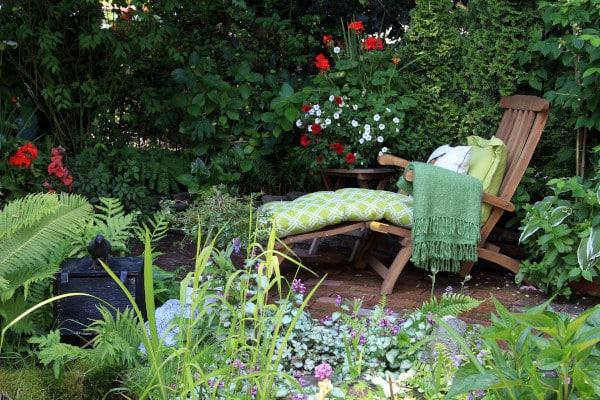 schattengarten sitzplatz