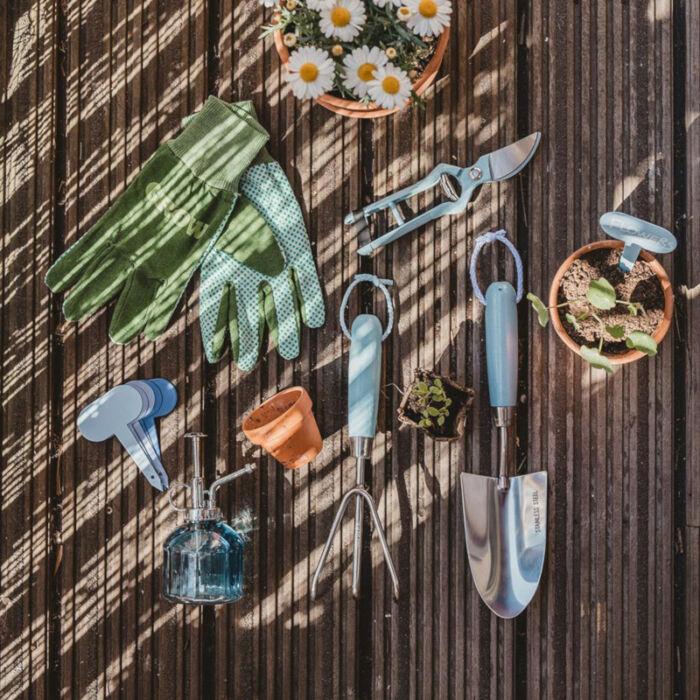 gartenwerkzeug balkon dachterrasse