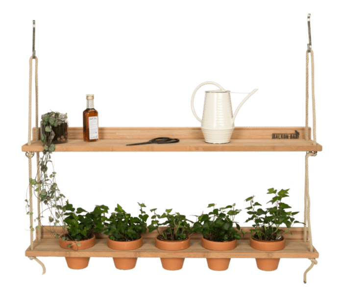 Hängender Garten Bambus